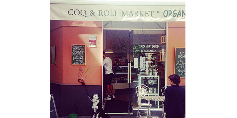 Sevilla Coq & Roll Market brunch