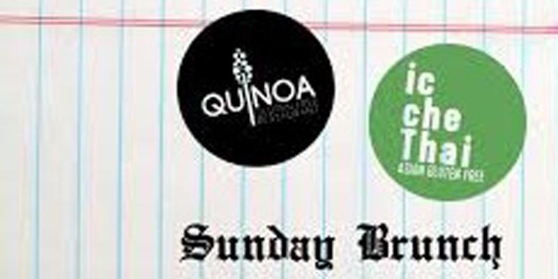 brunch Firenze Quinoa brunch