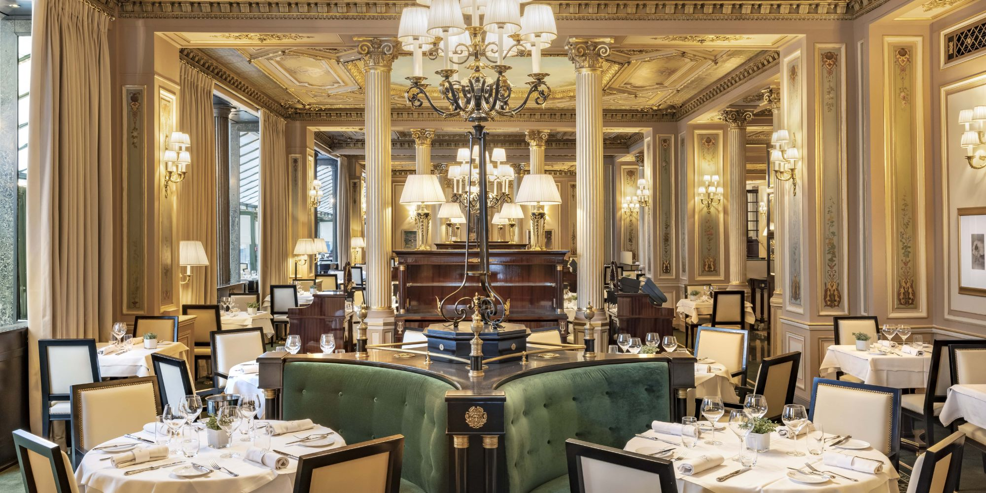 Brunch Café de la Paix (75009 Paris 9ème)