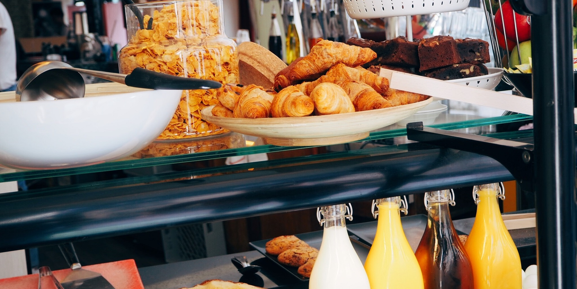 Brunch Le Basile (75007 Paris)
