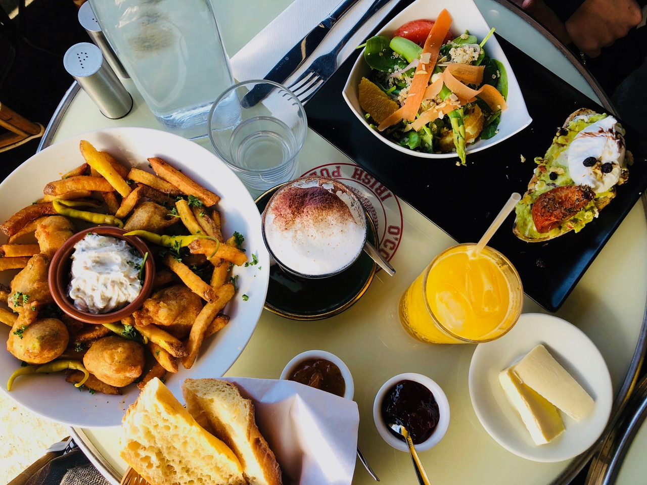 Brunch La Seine (75012 Paris)
