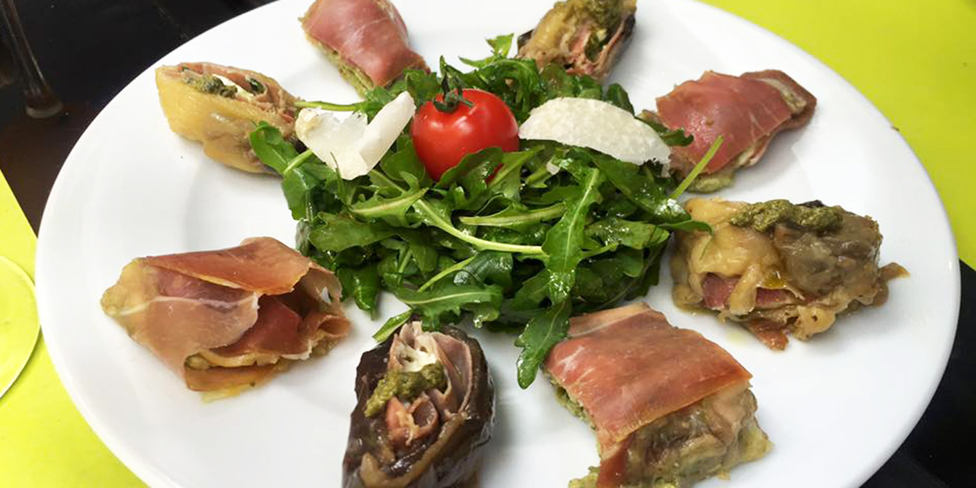 Brunch L'Antipasti (75001 Paris)