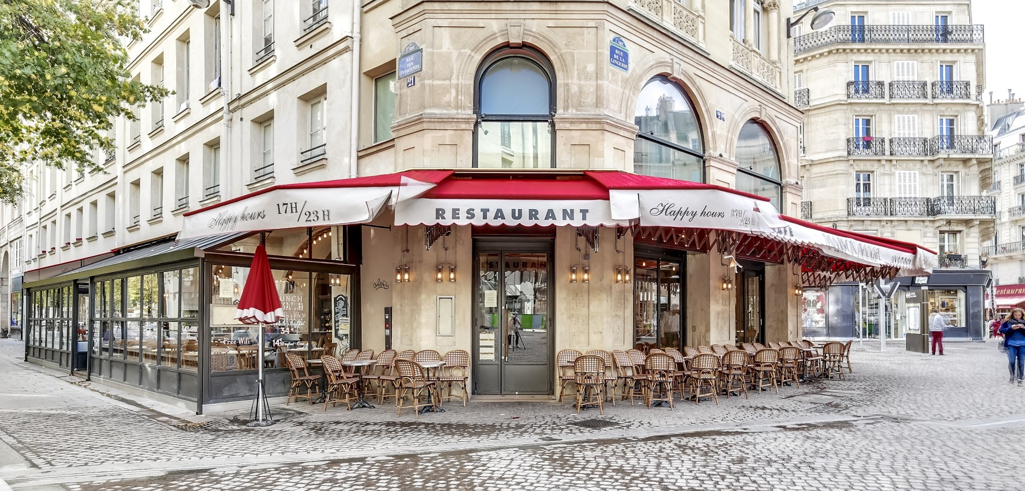 Brunch Bistrot Maison Rouge (75001 Paris)