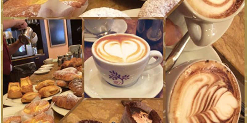 Torino Frumento e caffé brunch
