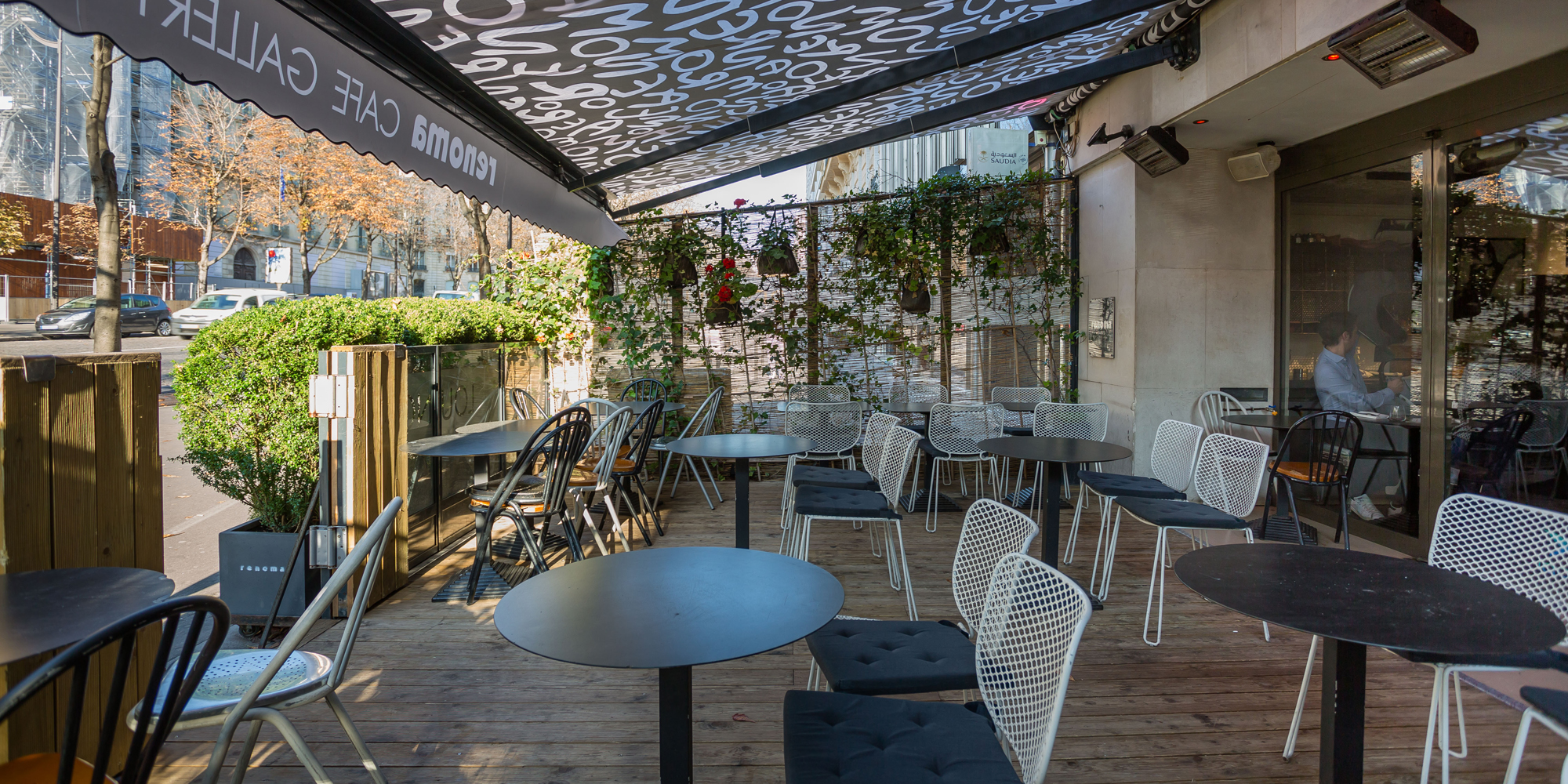 Brunch Renoma Café Gallery (75008 Paris)