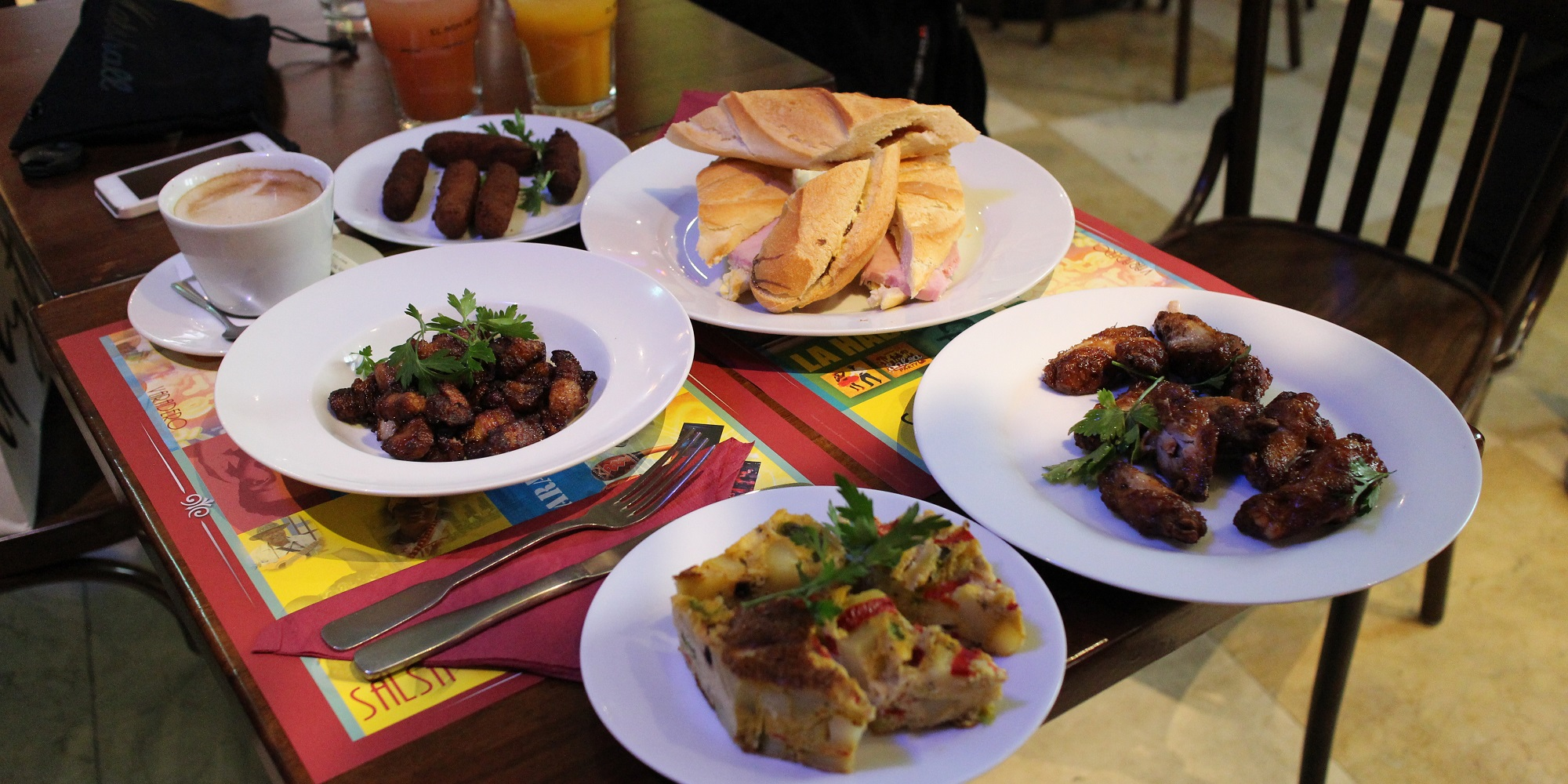 Brunch El Sabor Cubano (75010 Paris)