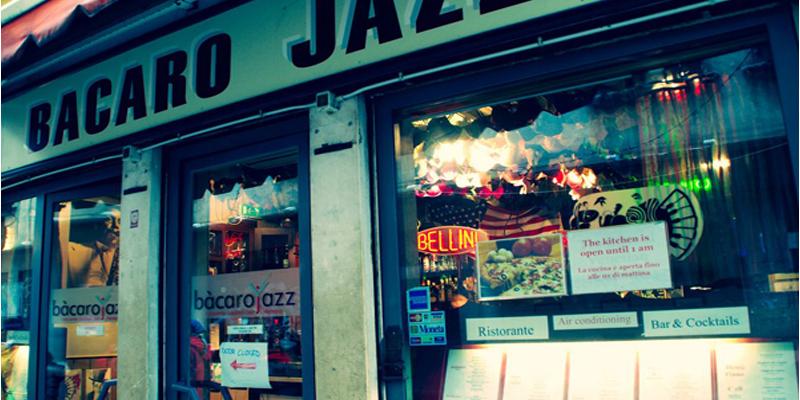 brunch Venezia Bàcaro Jazz brunch