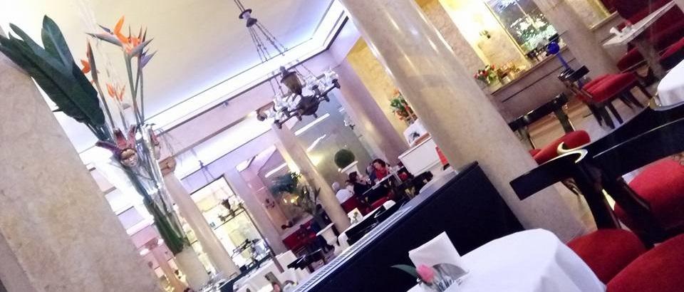 Padova Caffé Pedrocchi brunch