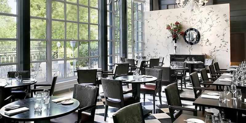 brunch trianon palace la veranda 78000 versailles. Black Bedroom Furniture Sets. Home Design Ideas