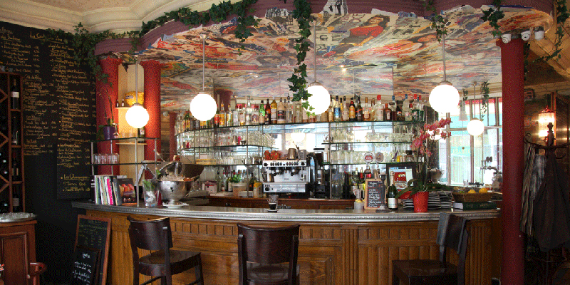 Brunch Bistrot Ganneron (75018 Paris)
