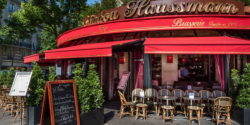 Brunch Triadou Haussmann (75008 Paris)