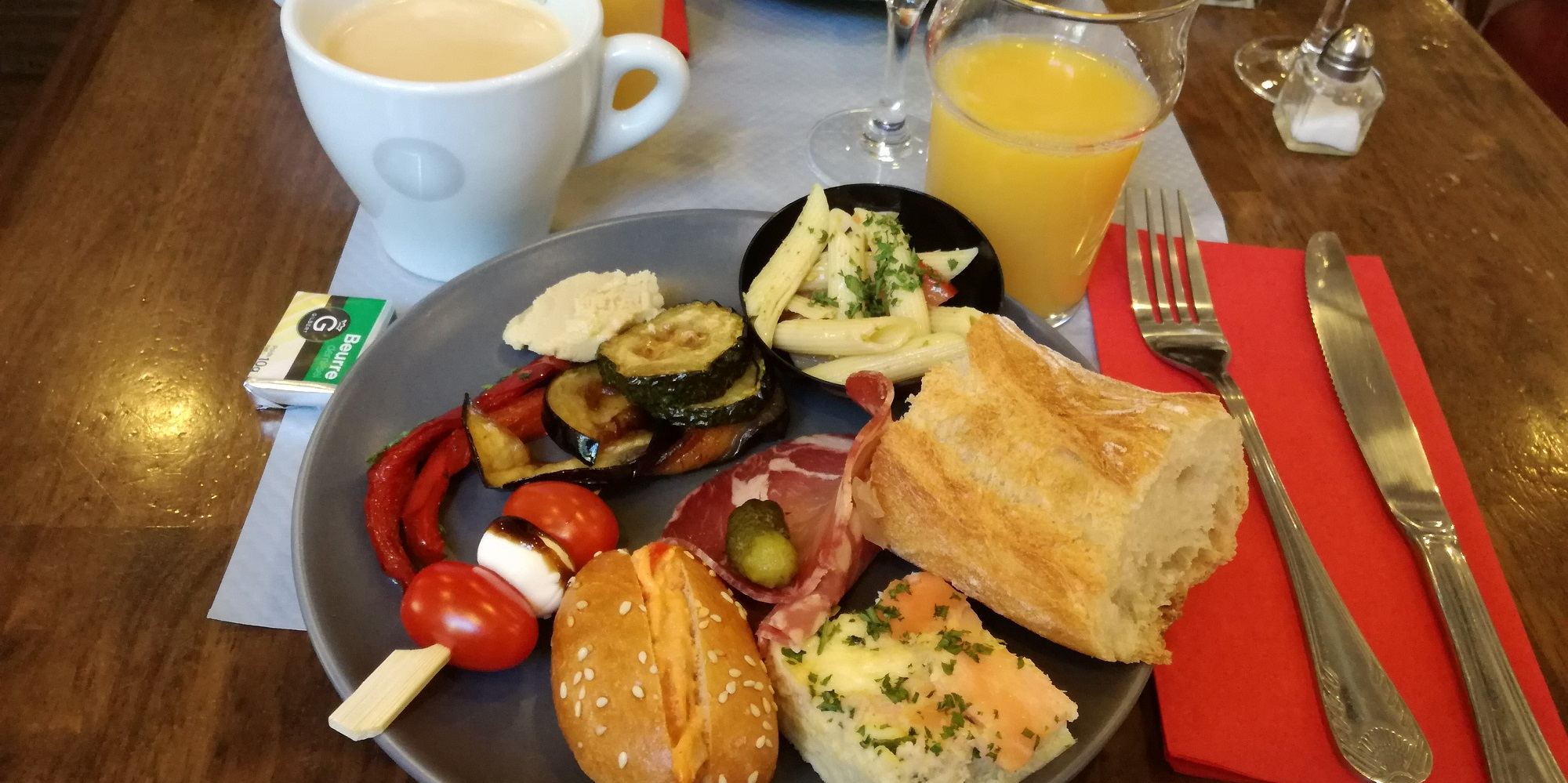 Brunch Chez Pierrot (75014 Paris 14ème)