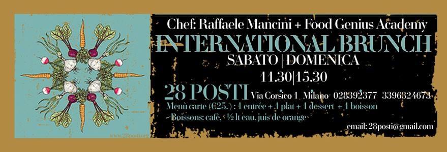 Brunch 28 Posti (20144 Milano)