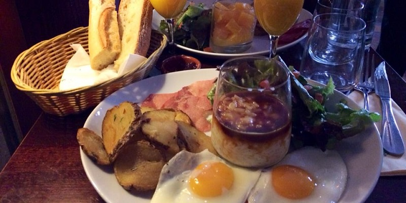 Brunch Zinc Zen Café (75015 Paris)