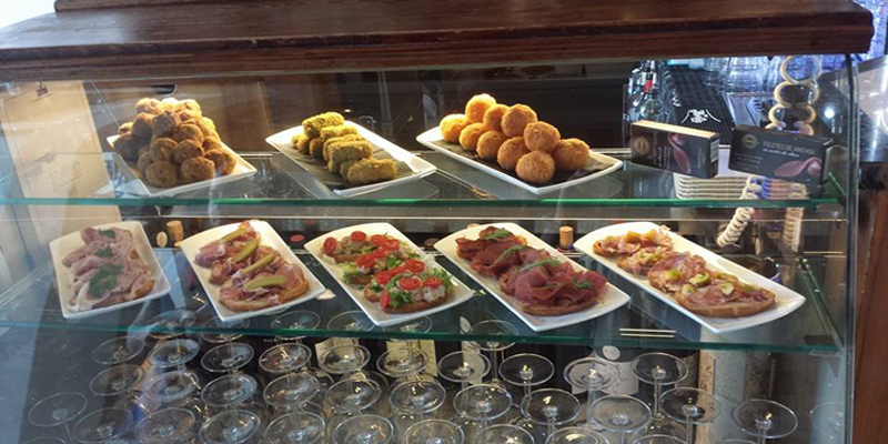 Treviso Abitué San Parisio brunch