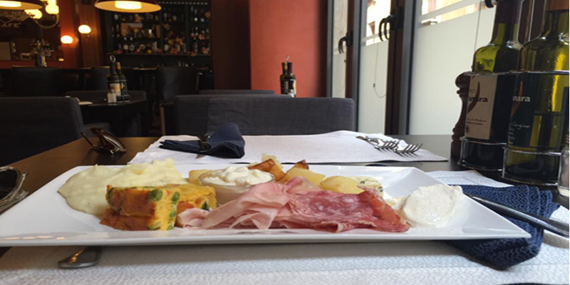 brunch Verona Aquila Nera Café brunch