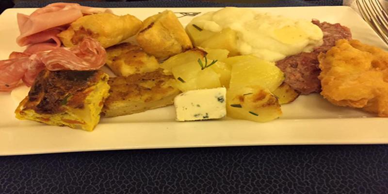 Brunch Aquila Nera Café (37121 Verona)