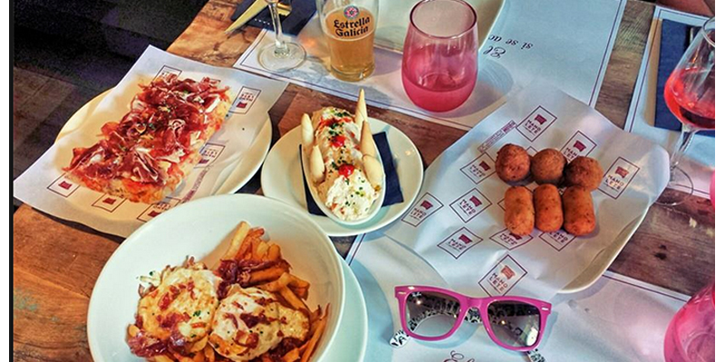 Brunch Aperol Spritz Bar (08003 Barcelona)
