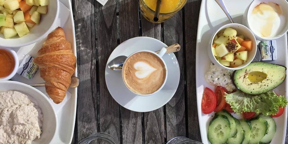 München Café Reitschule brunch
