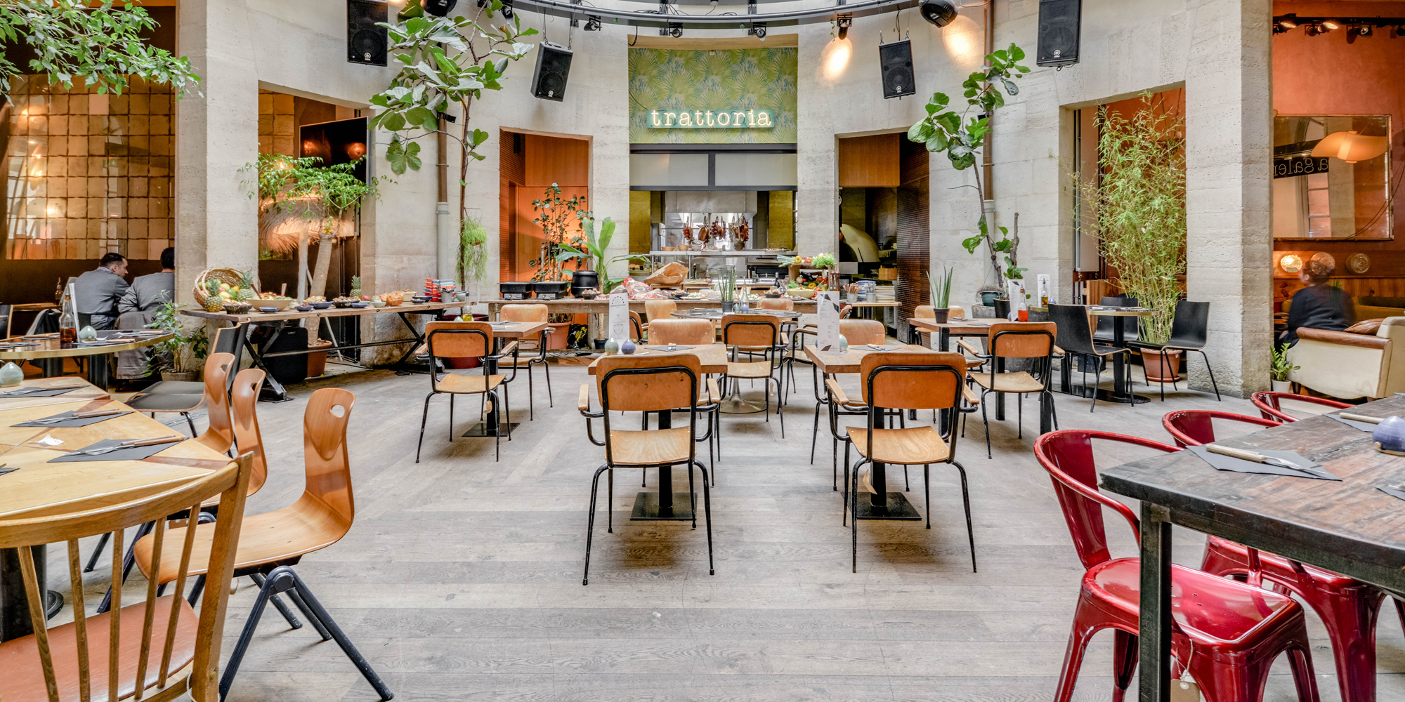 Brunch La Rotonde de Stalingrad (75019 Paris)