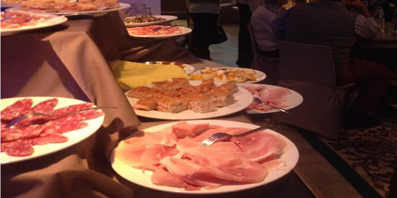 Parma Busky pane e pizza brunch