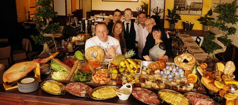 Brunch le mediterran e 57000 metz oubruncher - Restaurants place de chambre metz ...