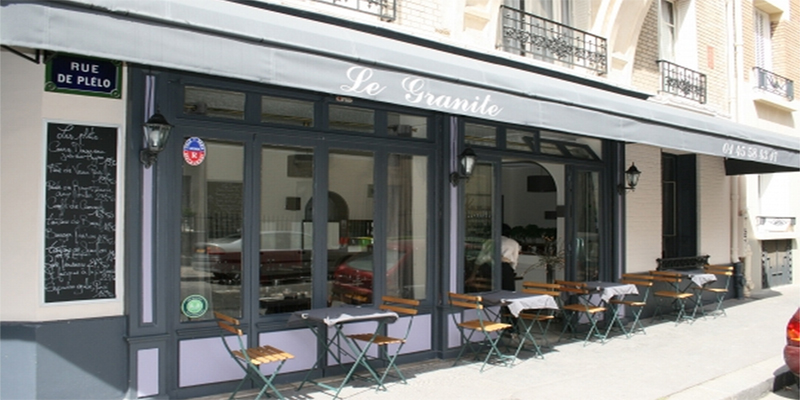 Brunch Le Granite (75015 Paris)