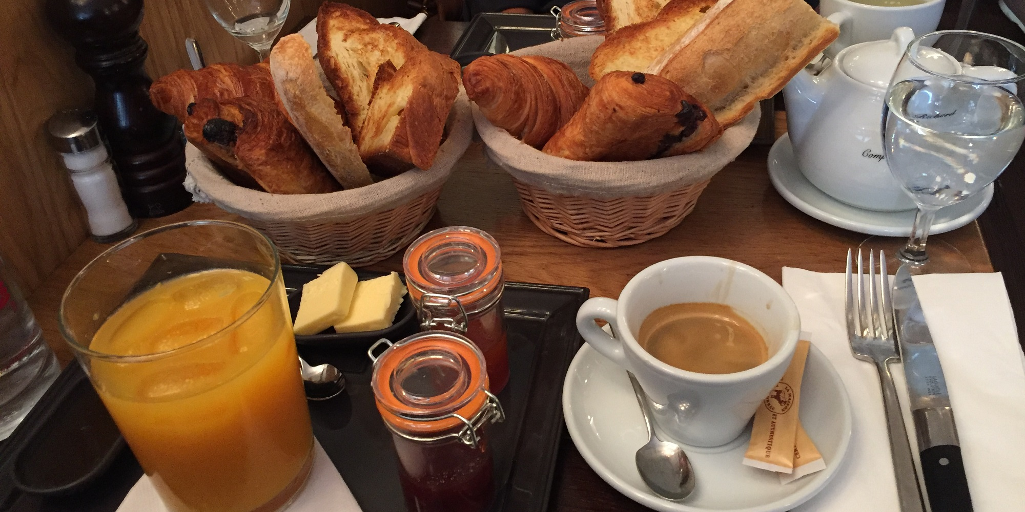 Brunch La Maison de l'Aubrac (75008 Paris)