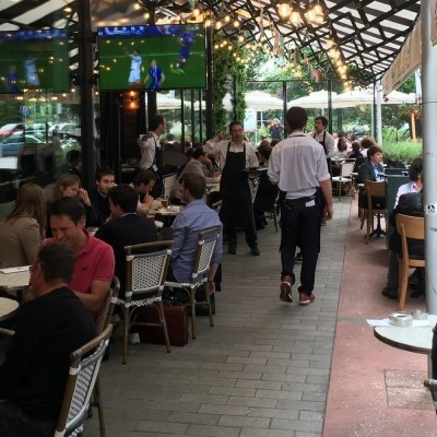 Brunch boulogne billancourt for Terrasse seguin