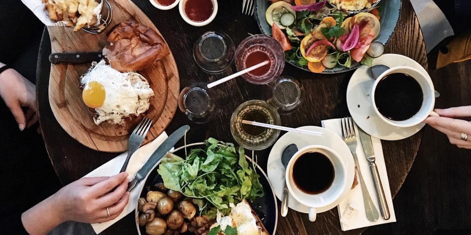 Brunch Le Comptoir des Frangins (75002 Paris)