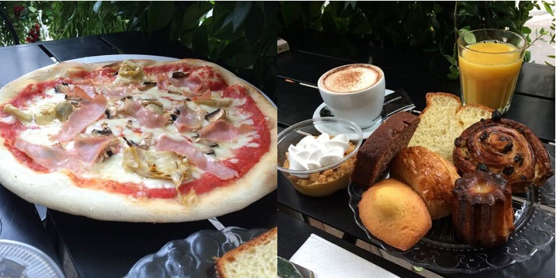 Brunch Grazie Italia (75006 Paris 6ème)