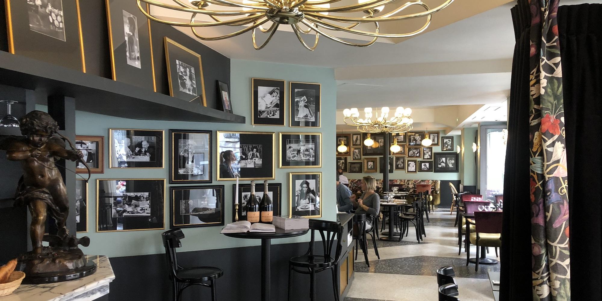 Brunch maison marie 75005 paris 5 me oubruncher for Maison du luxembourg restaurant