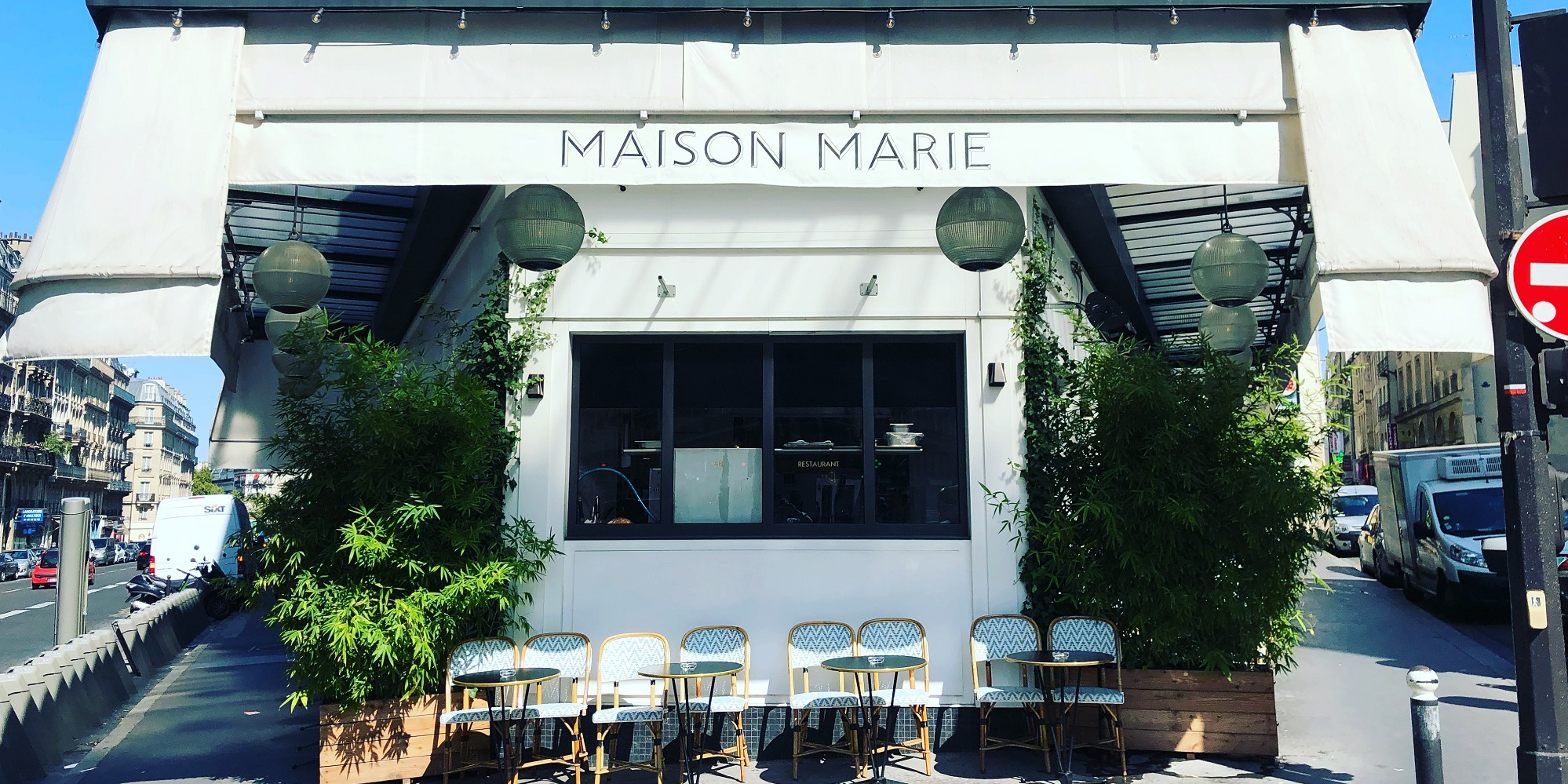 Brunch Maison Marie (75005 Paris)