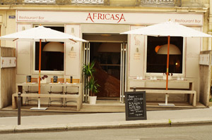 Brunch Africasa (75005 Paris)