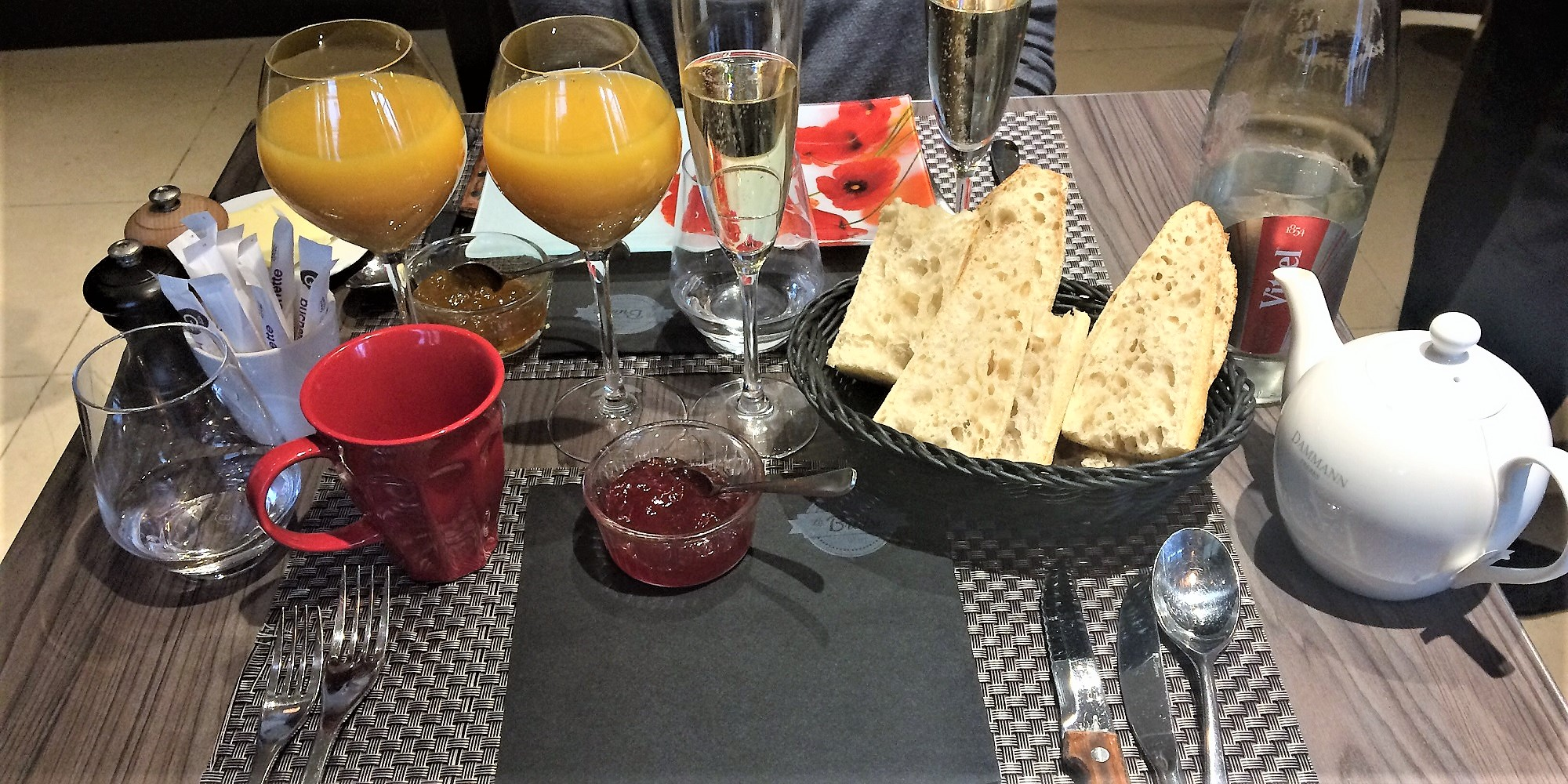 Brunch Sur la braise (75006 Paris)