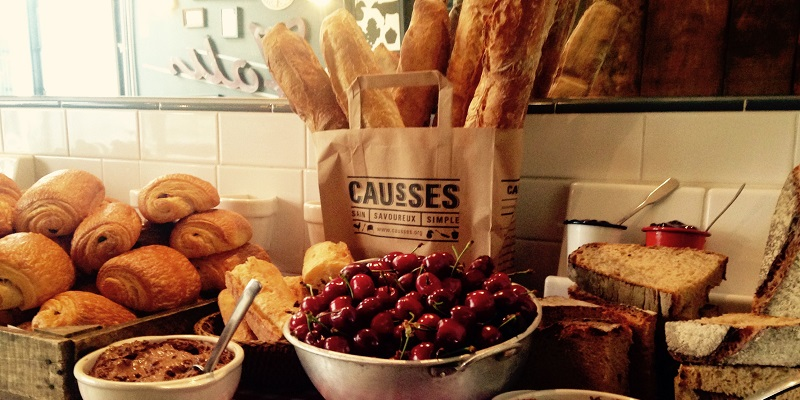 Brunch Causses (75003 Paris)