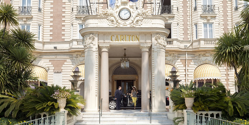 Brunch Intercontinental Carlton Cannes 06400 Cannes