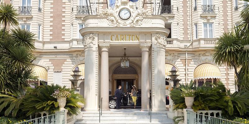 Brunch Intercontinental Carlton Cannes 06400 Cannes