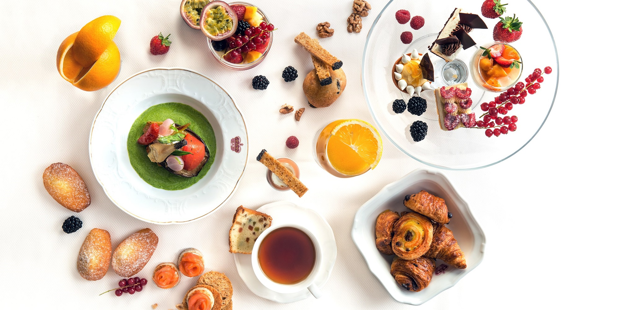 Brunch InterContinental Carlton Cannes (06400 Cannes)
