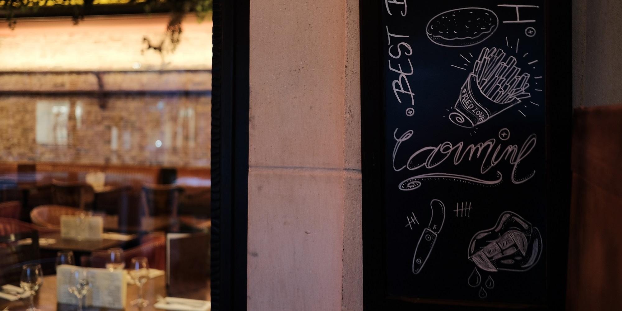 Carmine Cafe Paris Menu