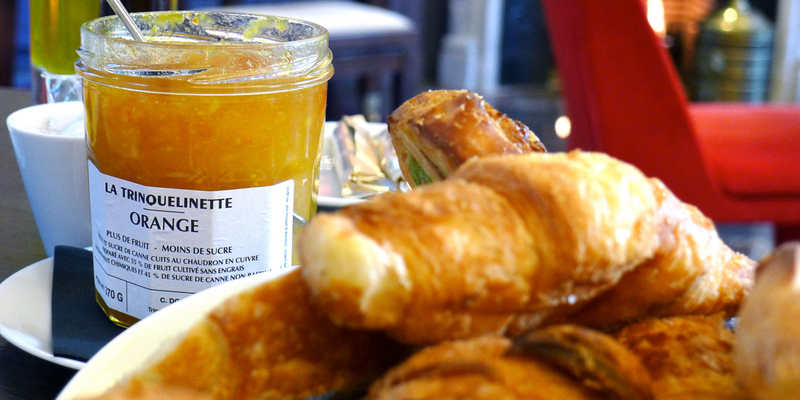 Brunch La Belle Juliette - Le Talma (75006 Paris)