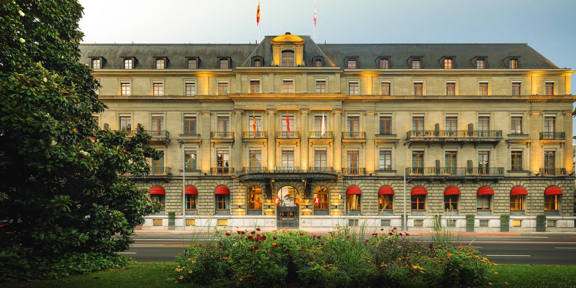 Brunch Hôtel Métropole Genève (CH1204 Genève)