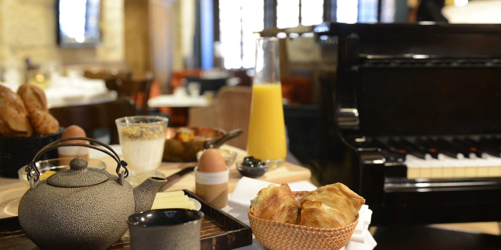 Brunch Le Monteverdi (75006 Paris)