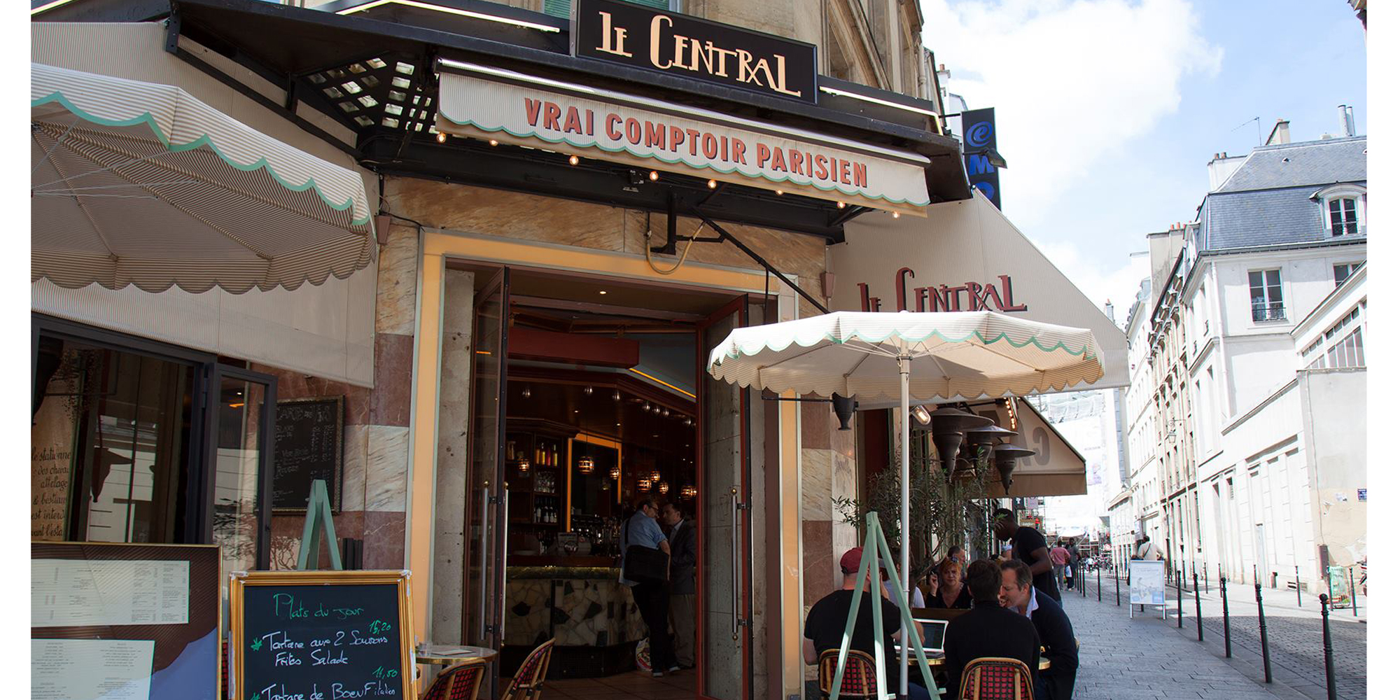 Brunch Le Central (75002 Paris)