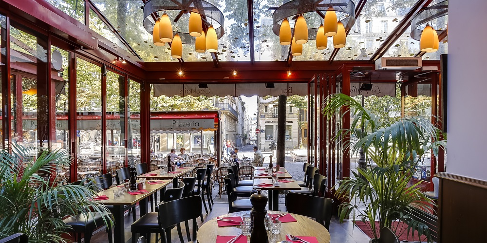 Brunch Les Patios (75005 Paris 5ème)