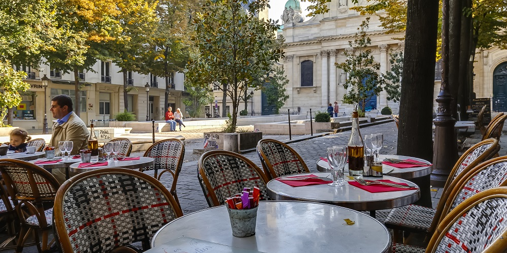 Brunch Les Patios (75005 Paris)