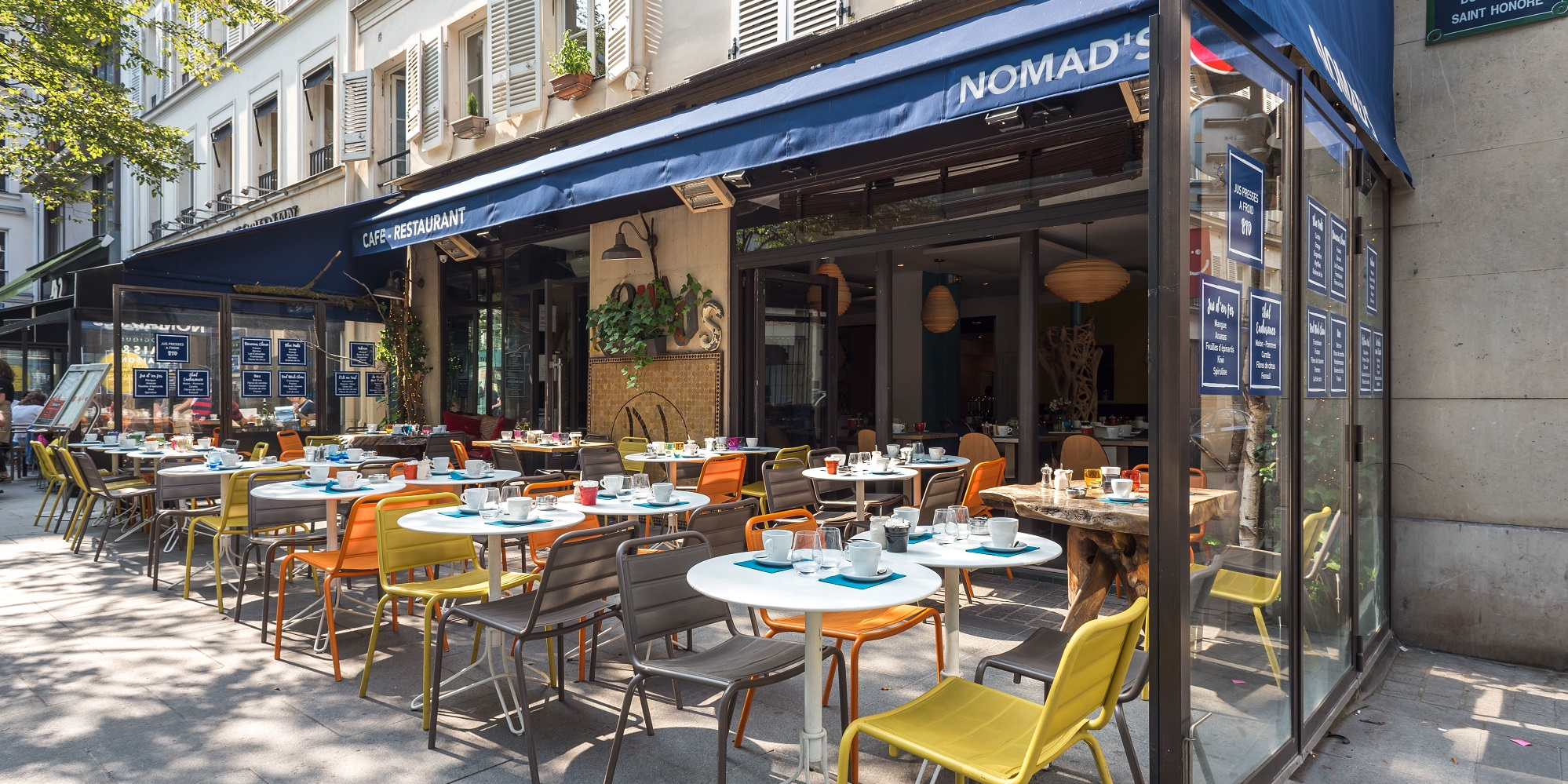 Brunch Nomad's (75001 Paris)