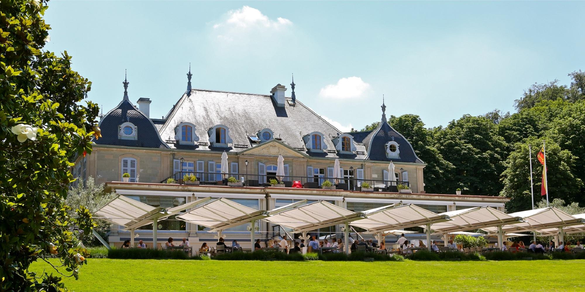 Brasserie Du Parc Restaurant Week