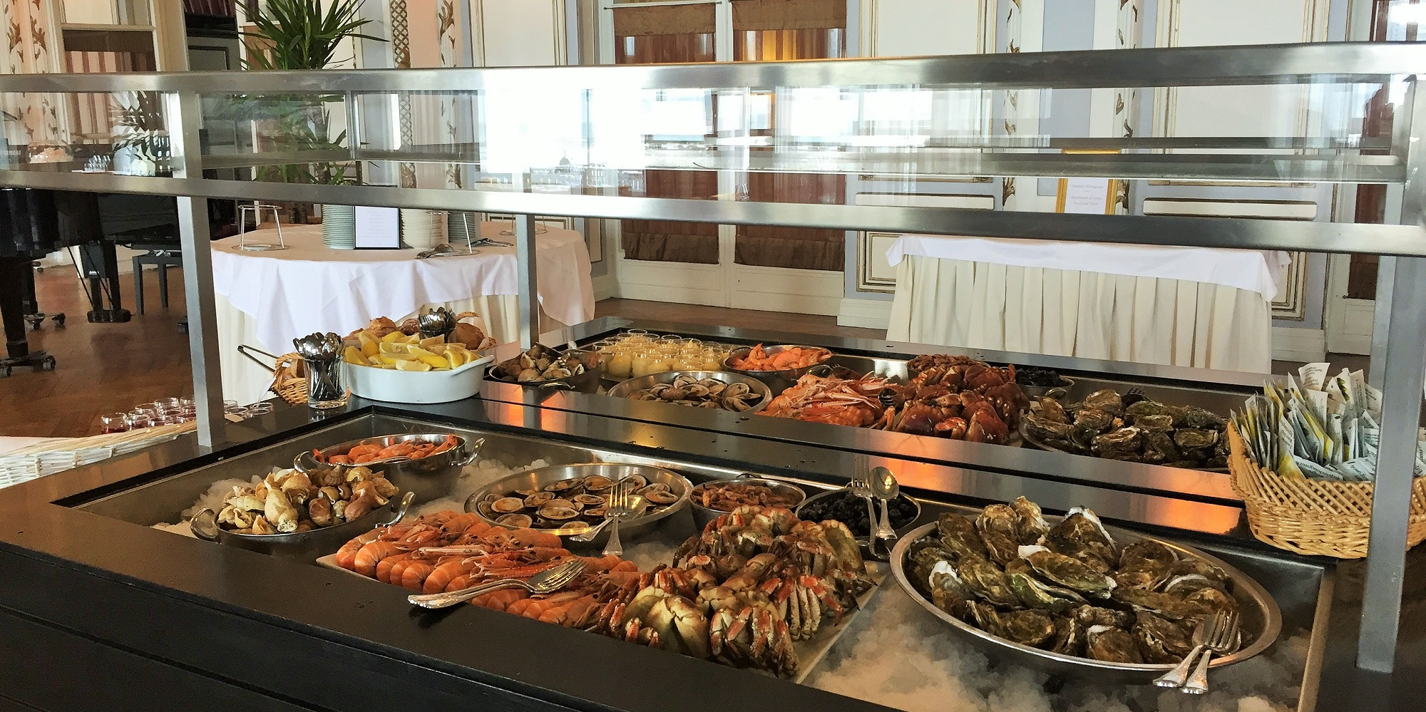 Brunch Grand Hôtel Cabourg (14390 Cabourg)