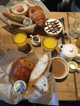 Brunch Pain Quotidien Bruxelles (1000 Bruxelles)